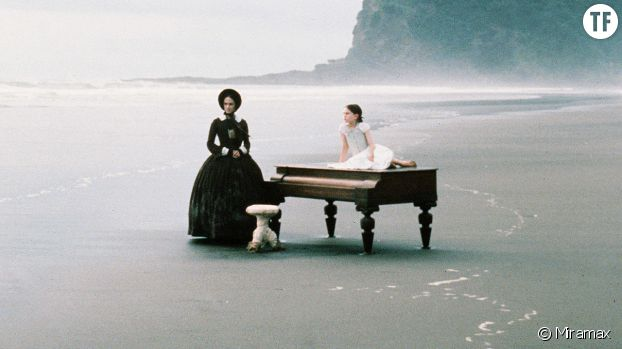 La leçon de piano de Jane Campion (1993)
