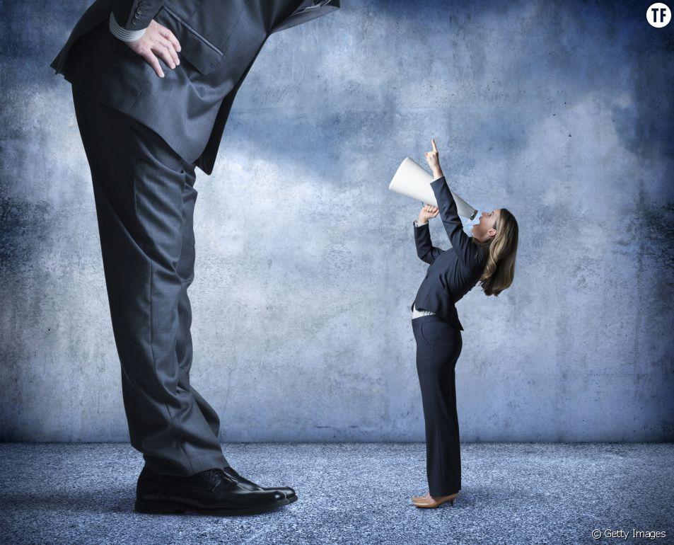 Agir contre le sexisme au travail