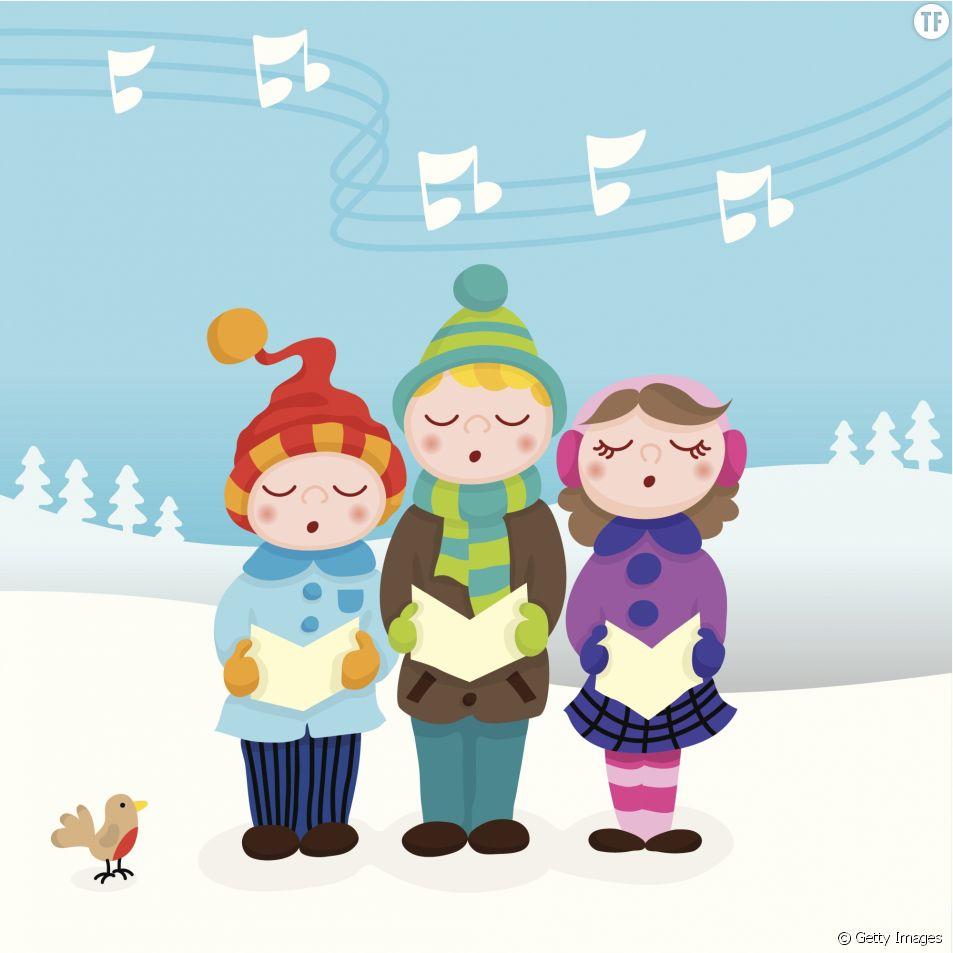 10 chansons de Noël à chanter avec les enfants