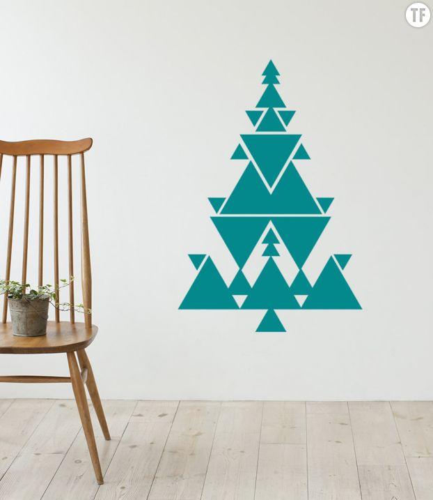 Arbre de Noël stickers