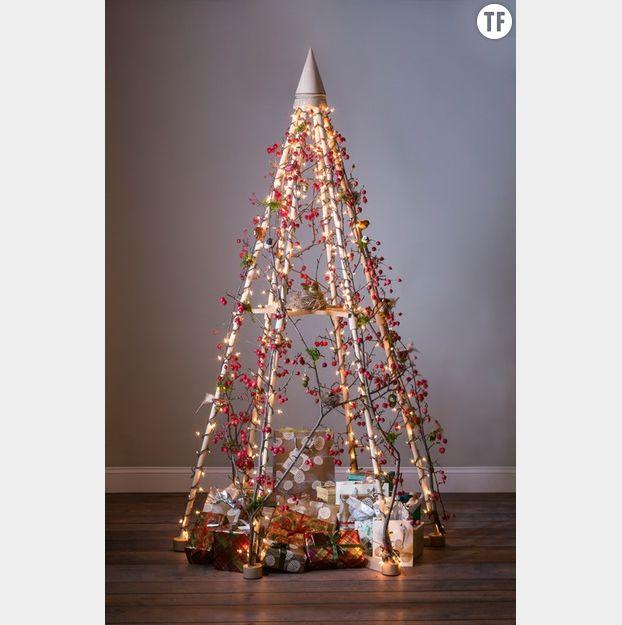 Arbre de Noël en bois Jubiltree