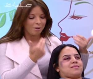 Le Tuto Maquillage La Reine Des Neiges De Danna Gomez 5 Ans