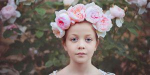 10 jolis prénoms de filles inspirés par les fleurs