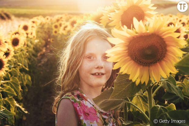 Prénoms pour filles inspirées par des fleurs