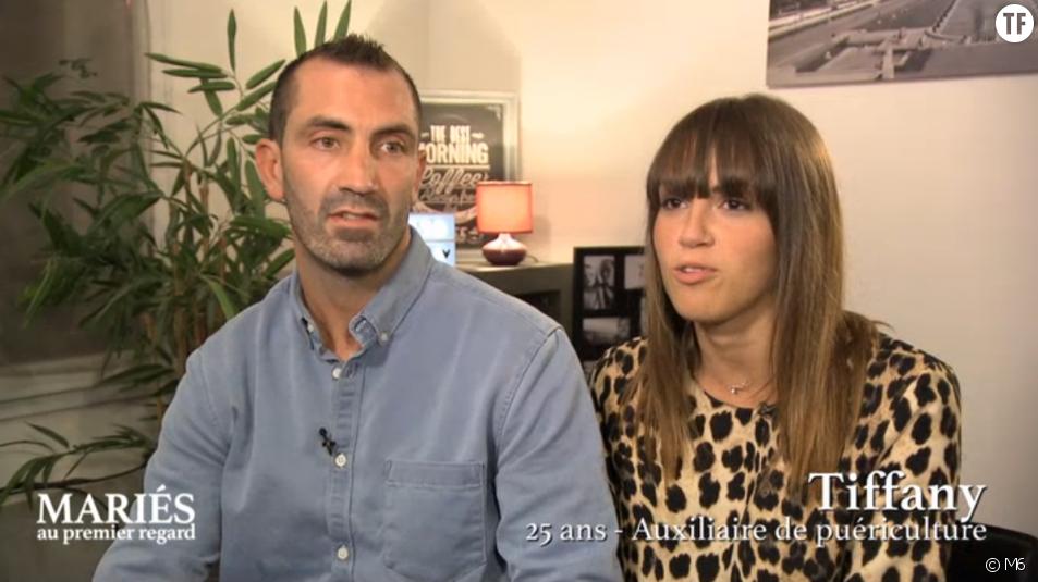 Justin et Tiffany (Mariés au premier regard sur M6)