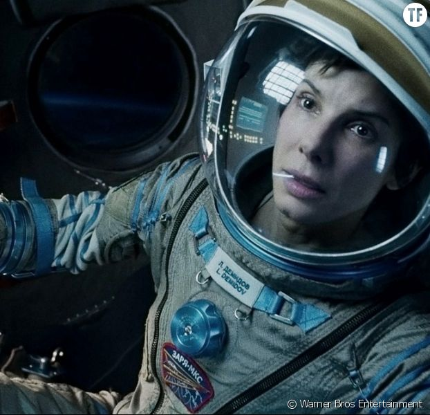 Audiences TV: Gravity en tête sur TF1