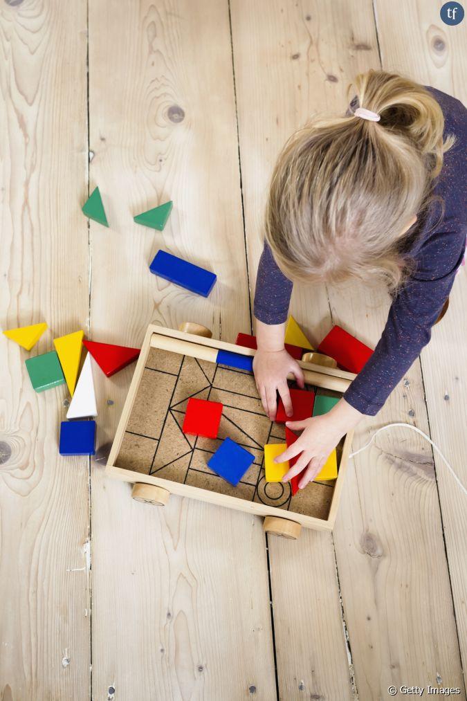 Id es de cadeaux montessori pour les enfants for Idee de job
