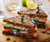 Les astuces pour rendre son sandwich moins calorique