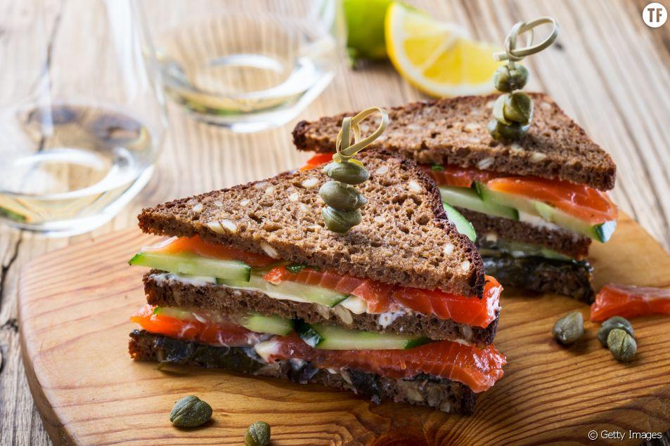Comment préparer un sandwich sain et équilibré ?