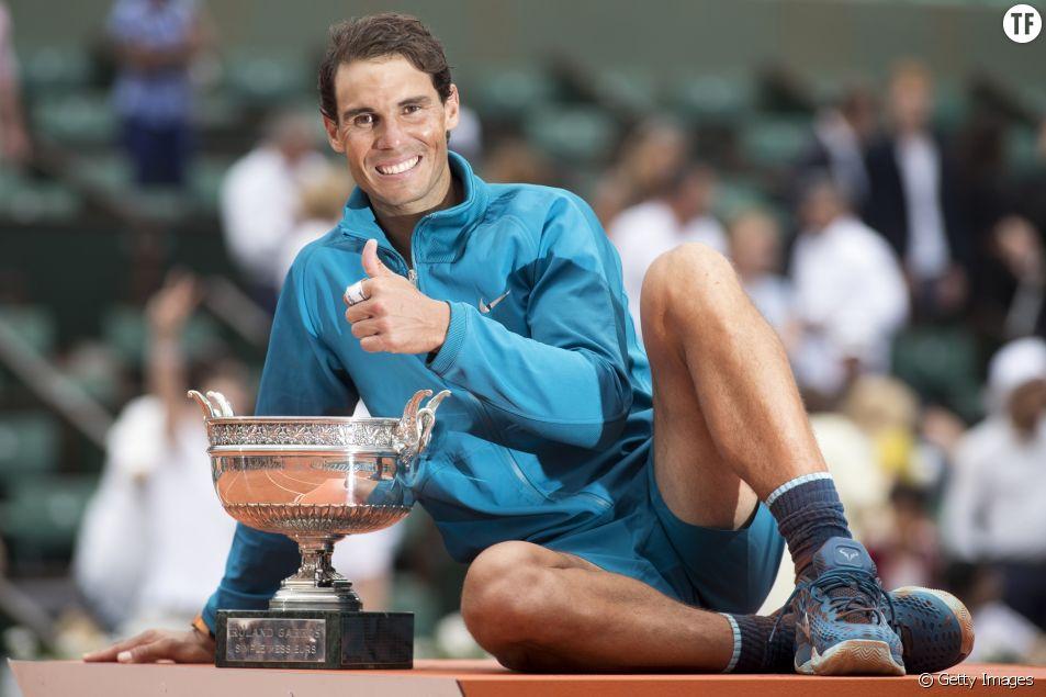 Rafael Nadal champion du monde du sexisme
