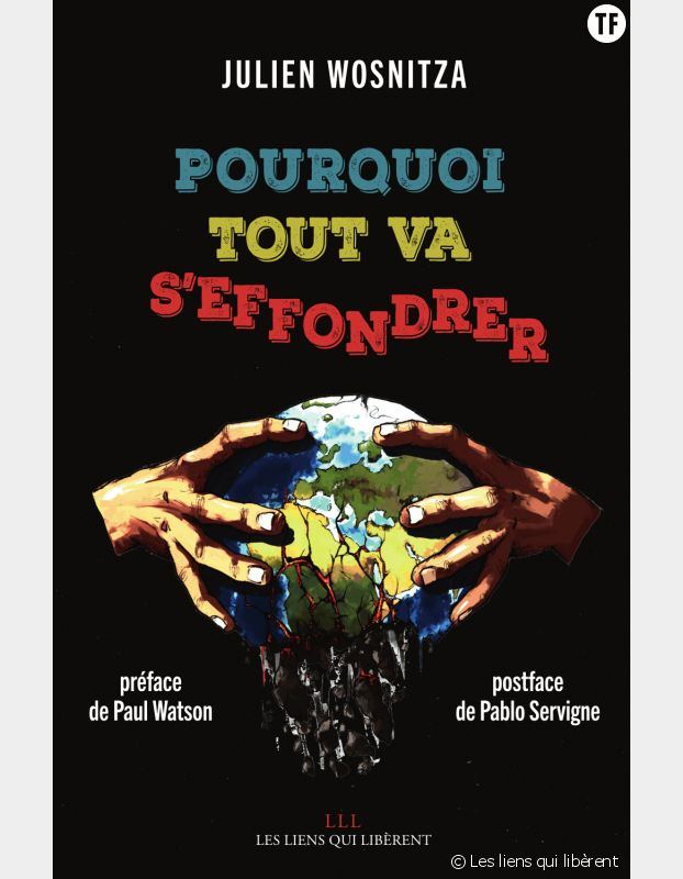 """Julien Wosnitza, 24 ans, auteur du manifeste """"Pourquoi le monde va s'effondrer"""""""