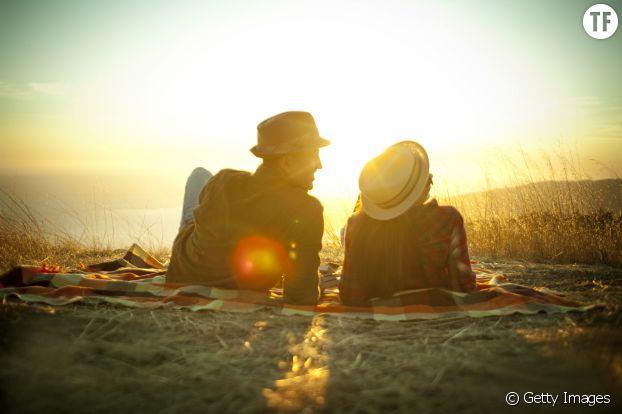 Profitez d'un coucher de soleil