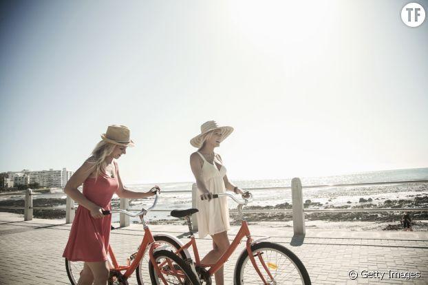 Faites une balade à vélo