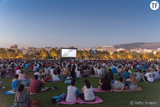 Allez voir un film en plein air