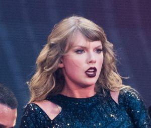 Taylor Swift en concert à Londres en juin 2018