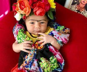 Cette maman déguise sa fille en grandes icônes féministes