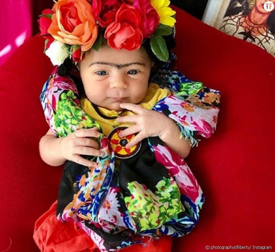 Cette maman américaine déguise sa fille en de grandes icônes féministes