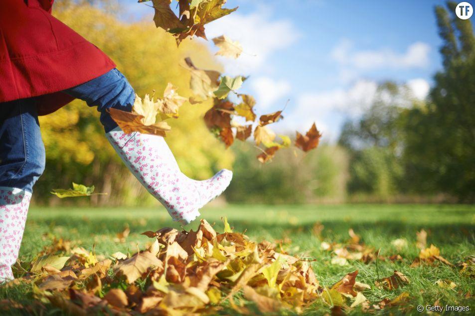 On saute à pieds joints dans l'automne