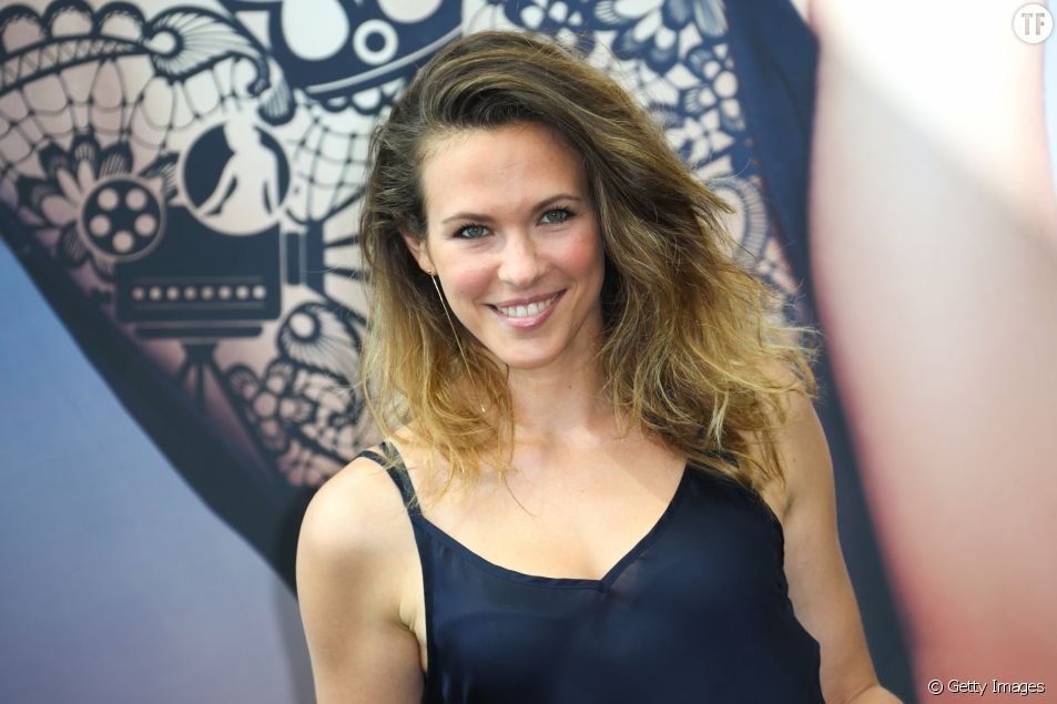 Lorie Pester à Monte Carlo, juin 2016.