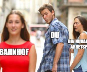 Ce mème utilisé comme publicité a été jugé sexiste par la Suède