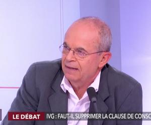 IVG : le président des gynécologues de France s'enfonce sur la clause de conscience