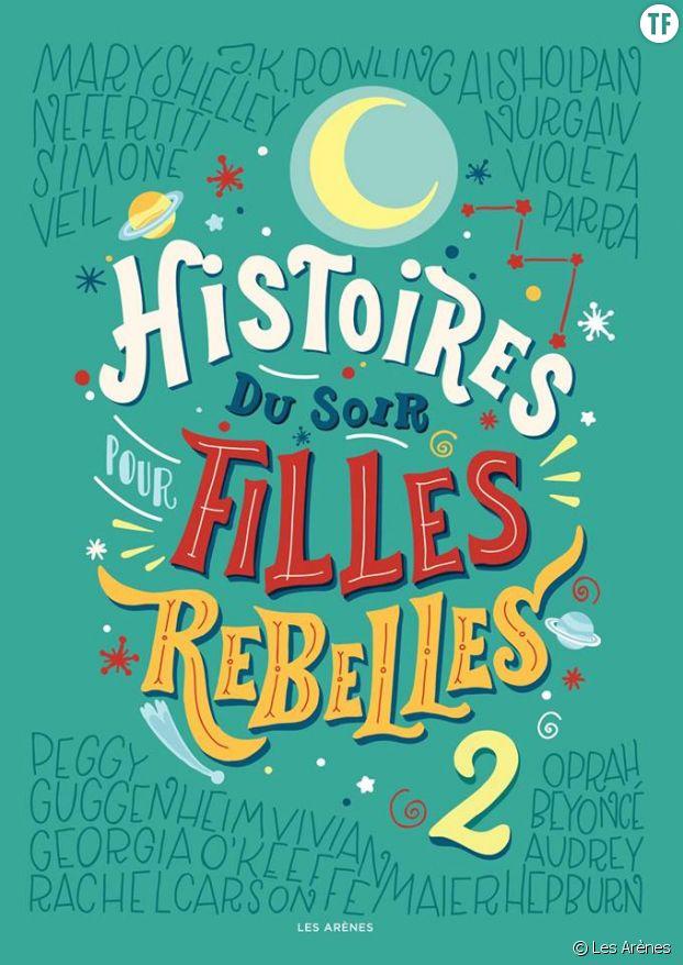 Histoires du soirs pour filles rebelles 2