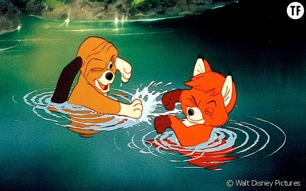 Rox et Rouky, 1981, Disney Pictures