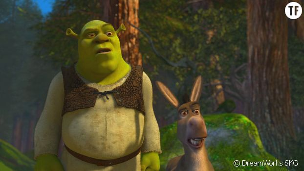 Shrek, 2001, DreamWorks SKG