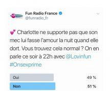 Fun Radio fait des sondages kikoolol sur le viol, vous trouvez ça normal ?