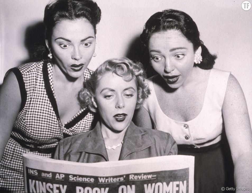Femmes dans les années 1950