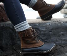 Comment adopter les boots de montagne en ville