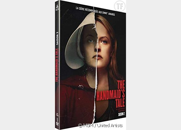 DVD The Handmaid's Tale saison 2