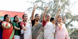Inde : Une chaîne humaine de 620 km pour demander plus d'égalité