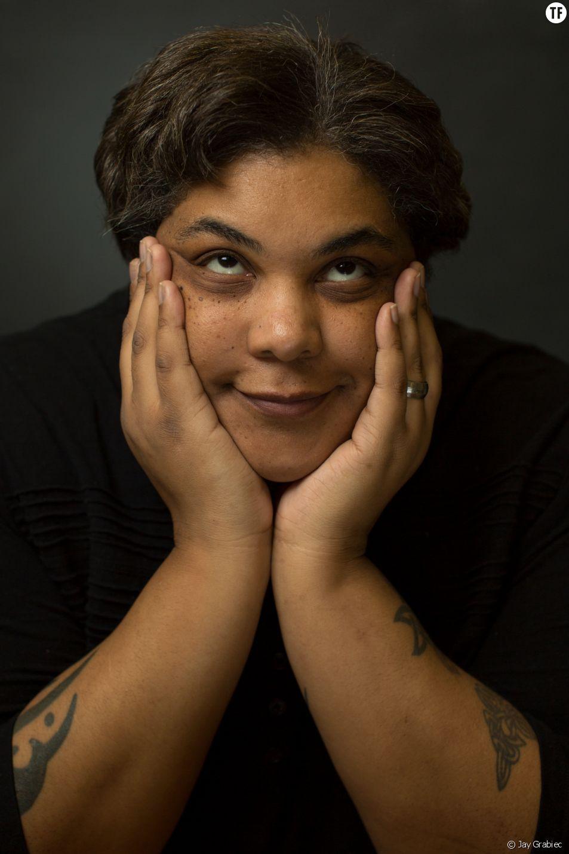L'autrice Roxane Gay