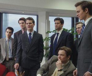 """""""Le boys club est partout et il est violent"""""""