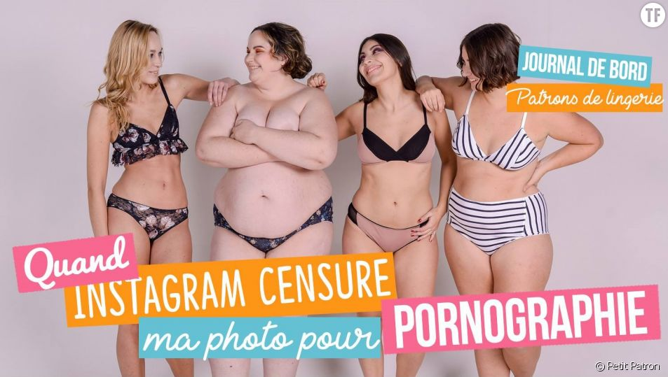 La marque Petit Patron censuré sur Instagram