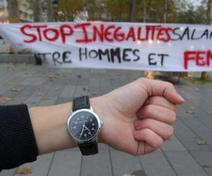 Les Françaises invitées à faire grève le 8 mars à 15h40