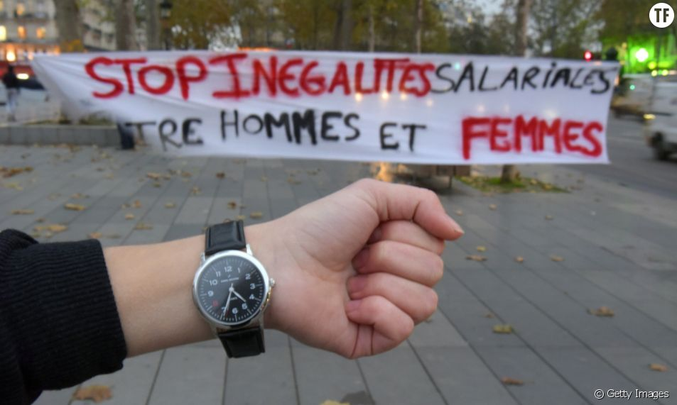 La grève du 8 mars #8mars15h40