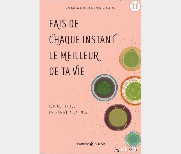 Fais de chaque instant le meilleur de ta vie - Ichigo ichie, un hymne à la joie, de Hector Garcia et Francesc Miralles