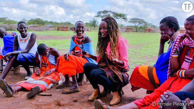 Dr Leyla Hussein au Kenya