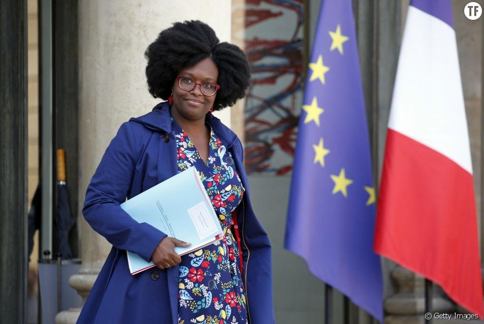 Sibeth NDiaye réagit aux critiques sexistes et racistes