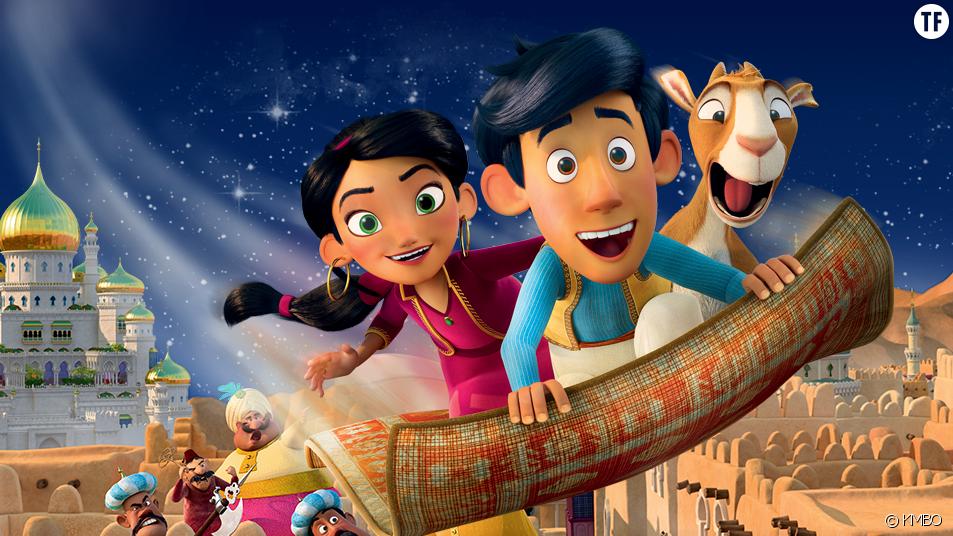 Le film d'animation Amir et Mina