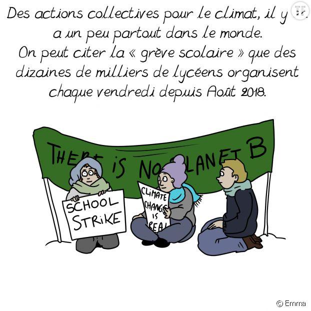 Grève contre le climat