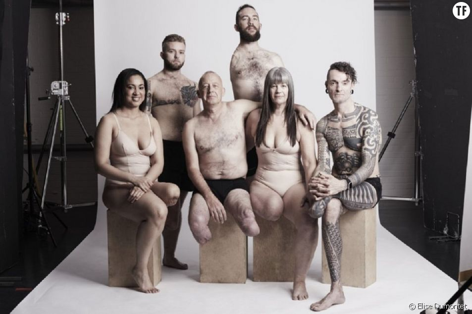 Ce projet photos magnifie les personnes amputées