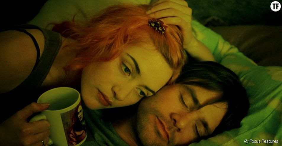 """Eternal Sunshine of the Spotless Mind"", de Michel Gondry. (2004)"