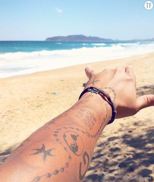 Bracelets brésiliens, souvenirs d'enfance.