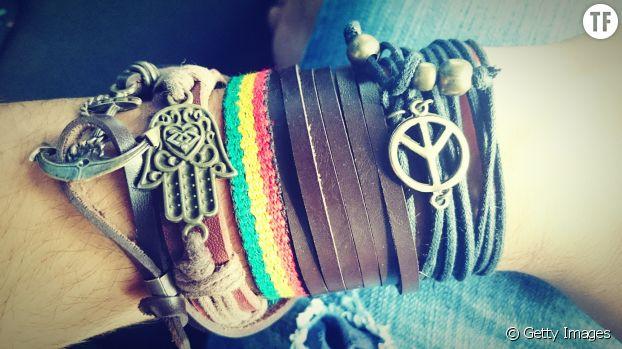 Si le bracelet casse, nos rêves se réalisent.
