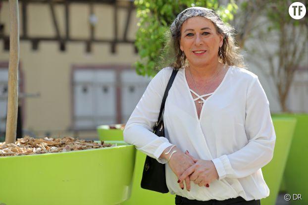 La militante Céline Audebeau