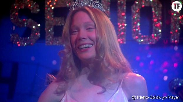 """""""Carrie au bal du diable"""" de Brian de Palma."""