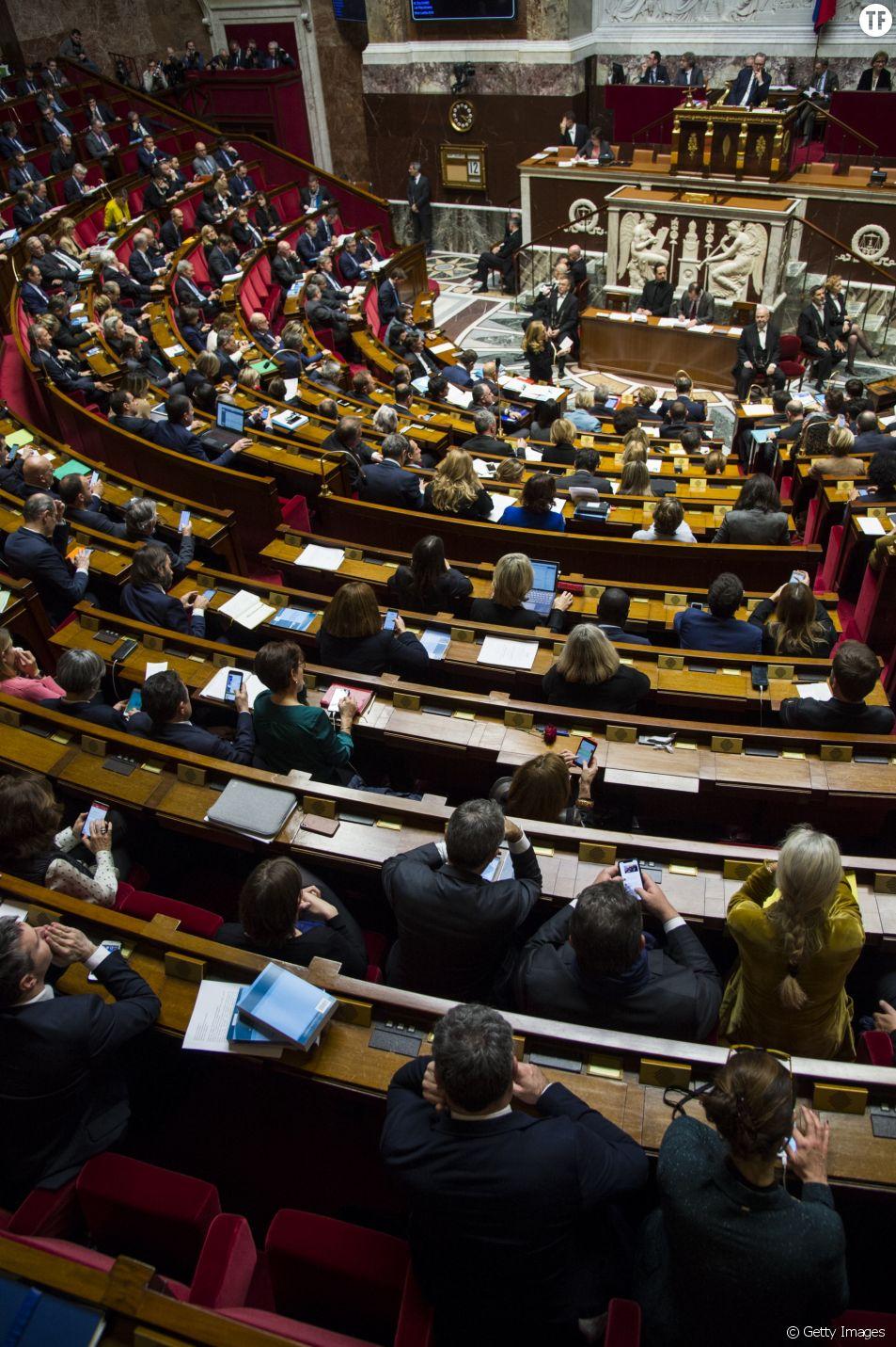 Vote de la PMA pour toutes à l'Assemblée nationale (Photo d'illustration)